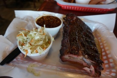 St. Louis ribs- Pappy's Smokehouse