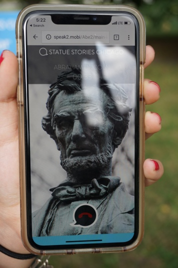 Incoming Call- Abe Lincoln