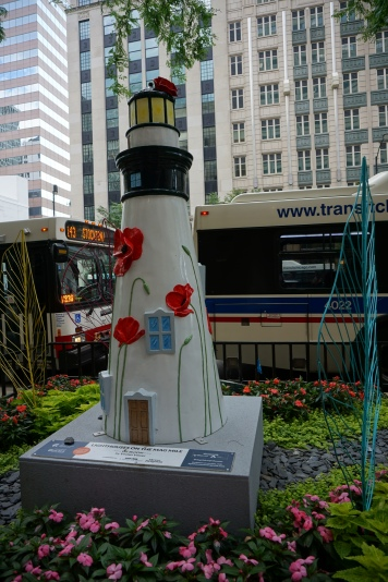 Lighthouse on Michigan Avenue