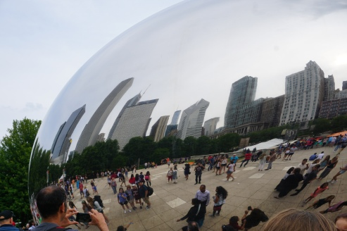 I think they call this the bean...