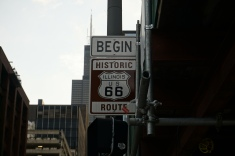 Route 66- The Beginning