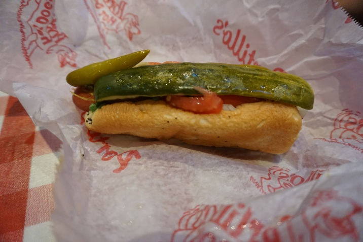 Chicago Dog- Portillo's