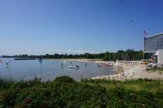 The Beach near Northwestern