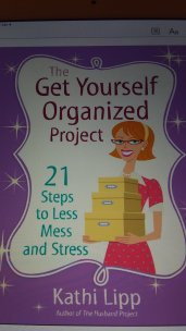 Because it's not January without an organizing book...
