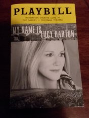 Laura Linney wonderful...but hard book to turn into a play