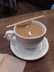 Tea with my friend