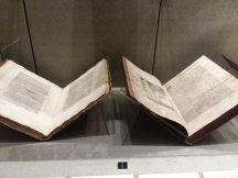 Manuscript from the 1400s....female authors
