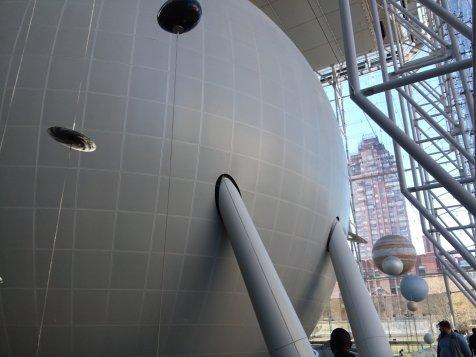 HAYDEN SPhere Hayden Planetarium