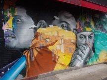 Street art in Chelsea